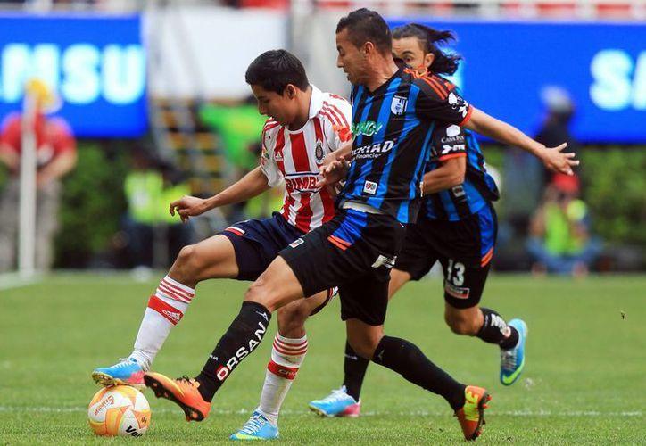 Para pasar a la Liguilla, Gallos Blancos necesita vencer a Puebla por más de 10 goles ¿será?. (Notimex)