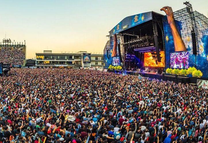 El Festival y las bandas más importantes podrán seguirse a partir del sábado a medio día. (Televisa Espectáculos)