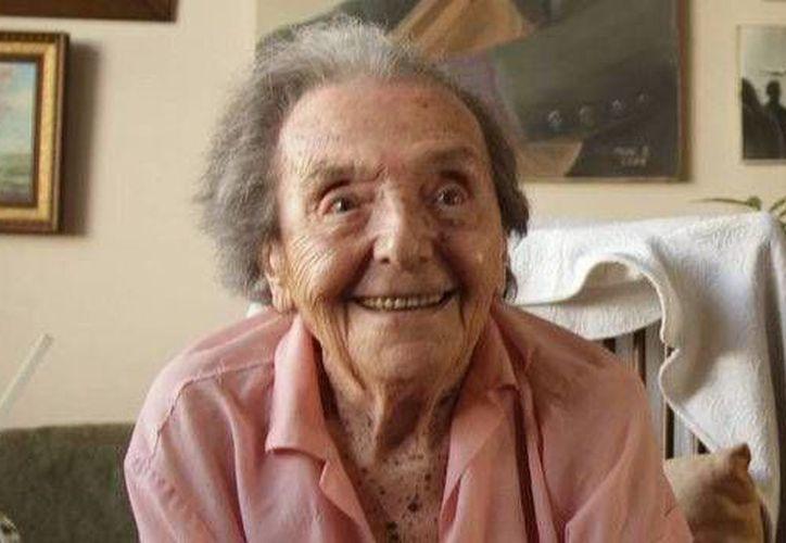 Alice Herz-Sommer era una pianista consumada, y eso la ayudó a sobrevivir del Holocausto. (Agencias)