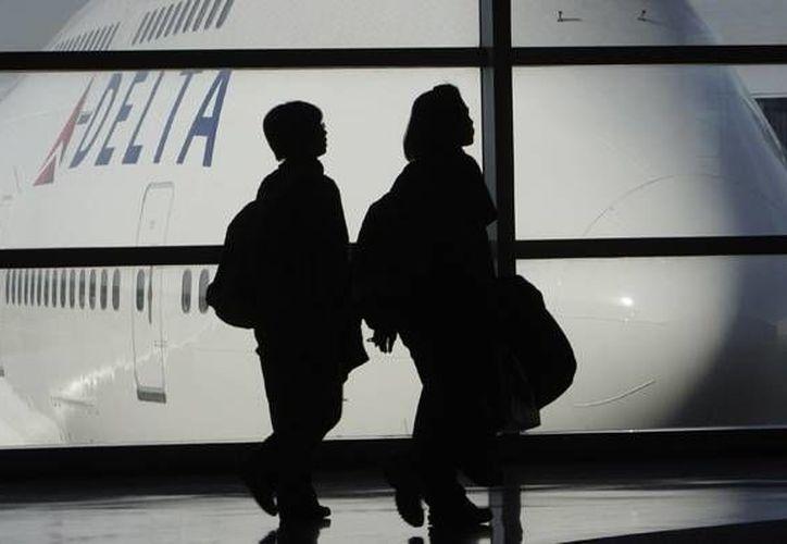 México es uno de los tres países que ofrece el pase de abordar electrónico a los clientes de Delta en Latinoamérica. (Archivo/AP)