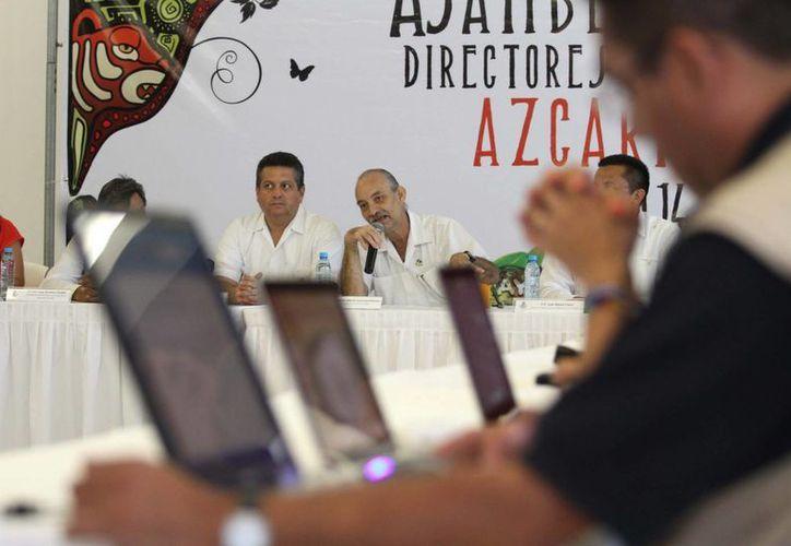 Inauguración de la Asamblea Anual de la Asociación de Zoológicos, Criaderos y Acuarios de México, en Mérida. (SIPSE)