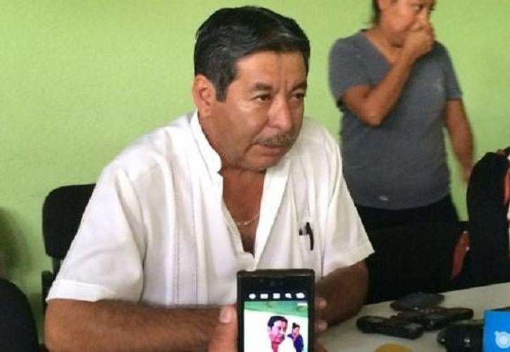 Antes de que concluya octubre todos los normalistas serán contratados, declaró el líder de la sección 22 de Oaxaca, Rubén Núñez. (Milenio)