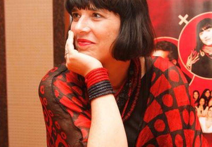'No creo que nadie estaría escuchándome si los Monólogos de la Vagina no hubieran ocurrido'. Eve Ensler. (Foto: Internet)