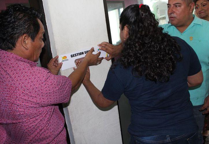 El sistema Braille mejora la comunicación de las personas con impedimentos visuales, pero necesita mayor divulgación. (Joel Zamora/SIPSE)
