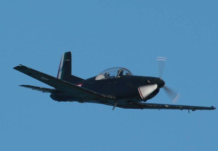 El parque antes conocido como Zacil contará con el fuselaje de un avión de la Fuerza Aérea Mexicana. (Gustavo Villegas/SIPSE)