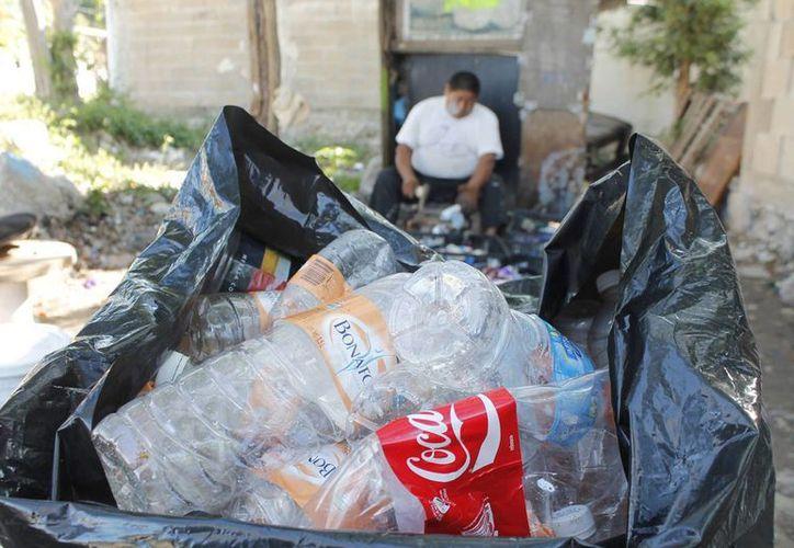 En marzo se depositarán los residuos en el nuevo relleno sanitario. (Jesús Tijerina/SIPSE)