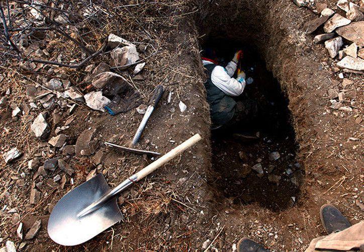 Su hallazgo se produjo la semana pasada accidentalmente durante unos trabajos de construcción en la localidad de Taikang. (RT)