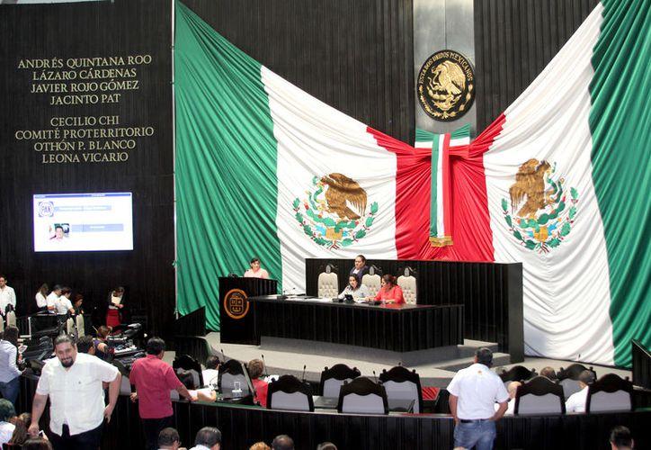 El dictamen no tendrá efecto de manera inmediata, porque hay una suspensión dictada por el Juzgado Quinto de Distrito con sede en Cancún, donde Lima Carvajal promovió un amparo.  (Foto: David De la Fuente  / SIPSE)
