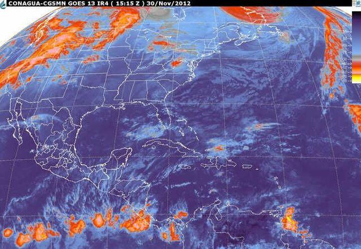 Soplarán vientos del este y noreste de 30 a 50 km/h con oleaje de 1 a 2 m de altura en la zona costera. (http://smn.cna.gob.mx)