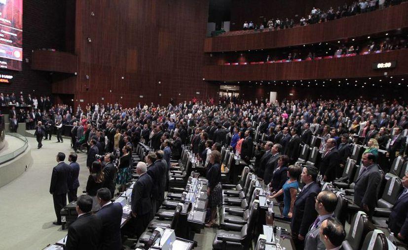 El PAN convocó a todas las fuerzas políticas a recobrar el crecimiento económico de México. (Archivo/Notimex)