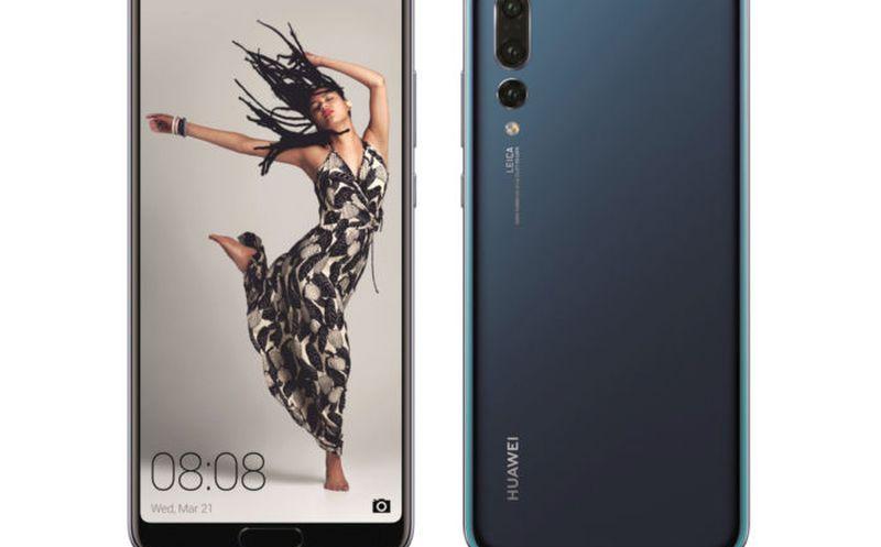 Huawei P20 Pro: características del primer móvil de tres cámaras traseras