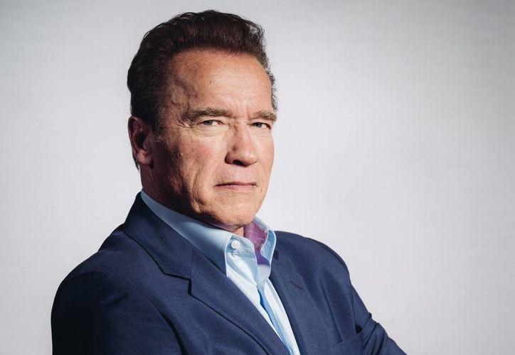 Arnold Schwarzenegger dijo que espera retomar la velocidad que requiere el personaje de Terminator. (AP)