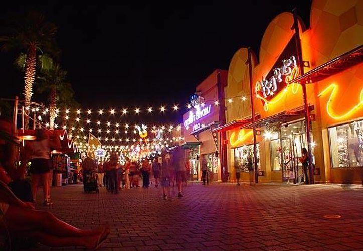 Downtown Disney es uno de los sitios más visitados en Orlando, Florida.