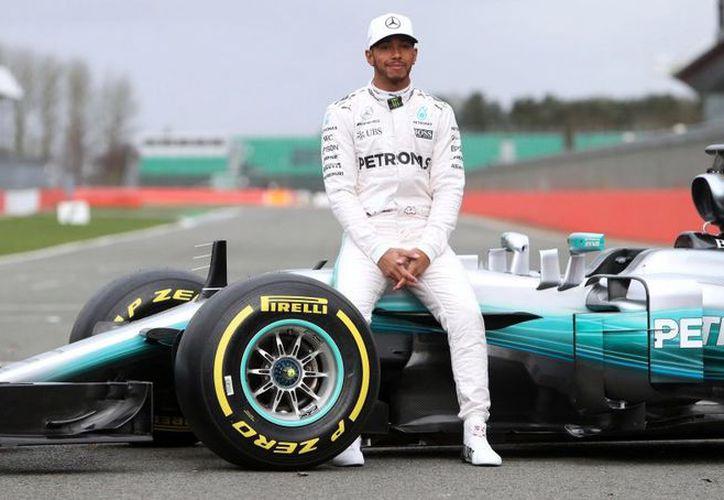 Hamilton marcó el mejor tiempo del día en la sesión vespertina. (Foto: Contexto/Internet)