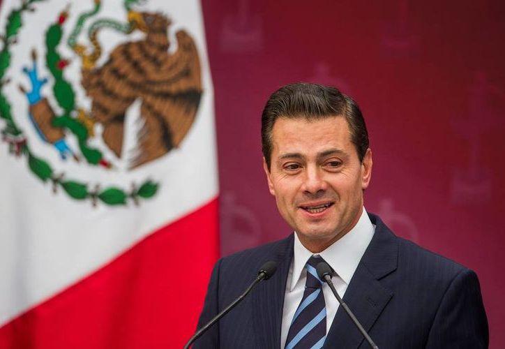 """La defensa de Joaquín """"El Chapo"""" Guzmán interpuso ayer una denuncia penal ante la Fiscalía General de la República (FGR) contra el expresidente Enrique Peña Nieto. (Vanguardia)"""