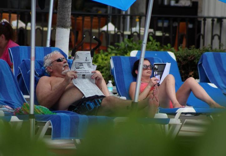 Las menciones que hacen los turistas de los hoteles de Riviera Maya en páginas web de viajeros son la mejor promoción. (Adrián Barreto/SIPSE)