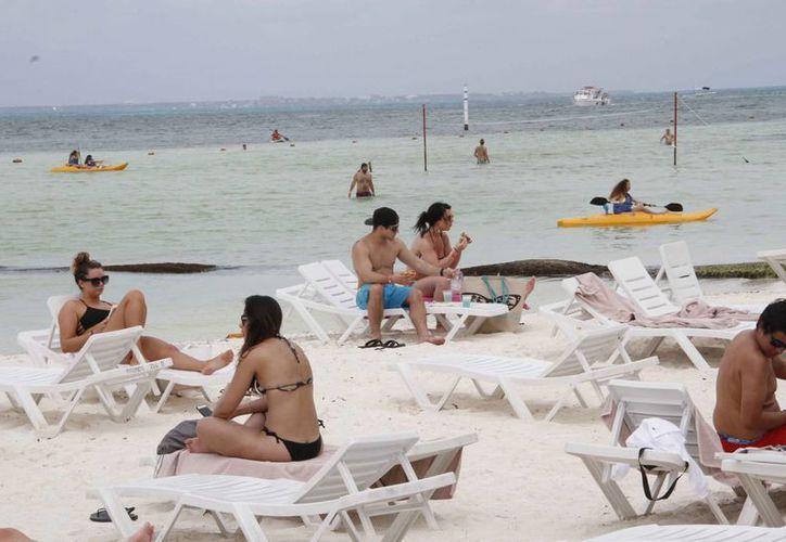 Playas de Cancún, será el tema tratar por la Asociación de Hoteles. (Tomás Álvarez/SIPSE)