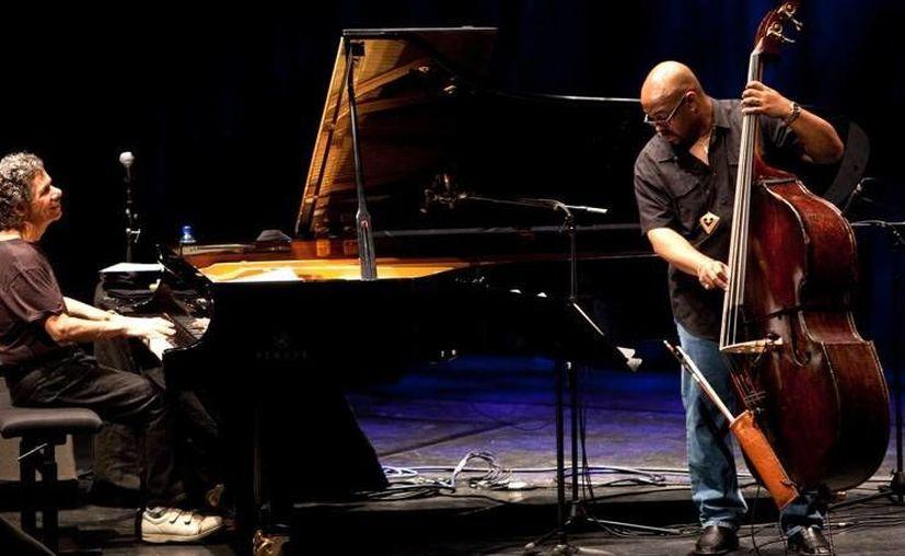 """El pianista """"Chick"""" Corea, es la principal atracción de la edición 13 del Riviera Maya Festival de Jazz.  (Cortesía)"""