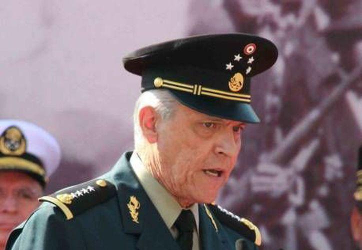 Cienfuegos dijo que los generales 'serán reivindicados'. (Archivo/SIPSE)