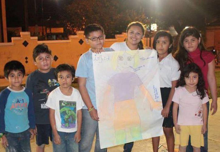 El programa 'Guardianes de la paz' es coordinado por psicólogos que ofrecen diversas herramientas y capacitación emocional a niños, adolescentes e incluso a sus familiares. (Milenio Novedades)