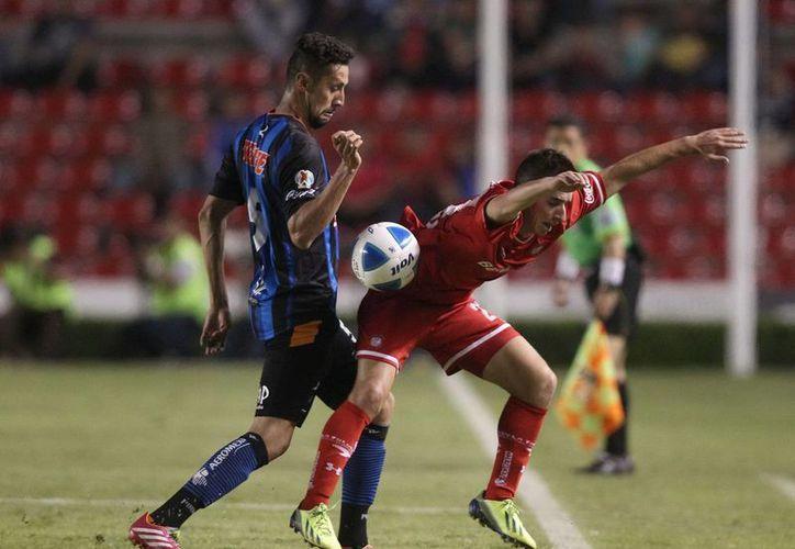 Toluca es el nuevo líder del torneo nacional a la espera de lo que realice el Cruz Azul ante Tijuana. (Notimex)