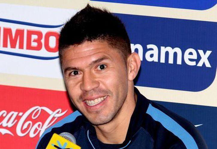 Peralta destacó por su participación en el Santos Laguna durante el Clausura 2015 de la Liga MX. (Archivo/Notimex)