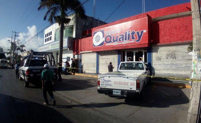 La empresa se ubica cerca de la terminal de ADO. (Eric Galindo/SIPSE)