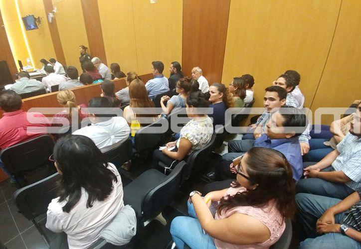 Este jueves fueron imputados los presuntos asesinos de Emma Molina Canto. (José Acosta/ Milenio Novedades)