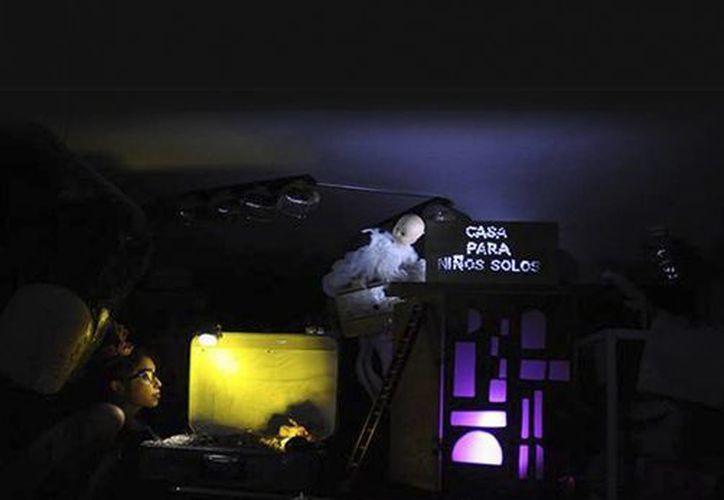 En Mérida se montará la versión unipersonal con Iazua Larios. (Milenio Novedades)