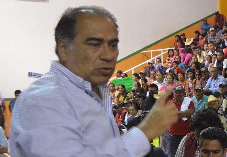 Héctor Astudillo aseguró que en un plazo de seis meses estaría en operación el Mando Único policial, aunque admitió que habrá algunos puntos en donde habrá complicaciones. (Archivo/Notimex)