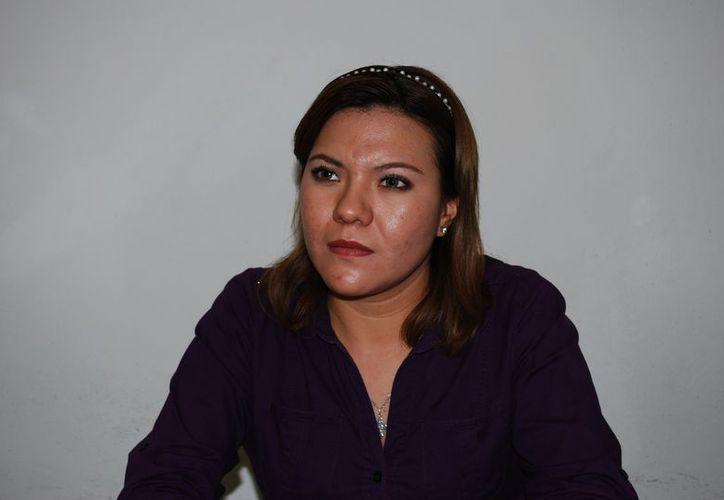 Sandybell Robaldino Aguilar dijo que la pérdida de agua o temperatura está íntimamente ligada a factores físicos. (Tomás Álvarezs/SIPSE)