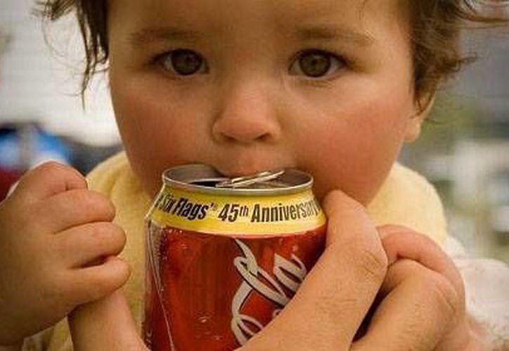 Los padres de familia aprueban que sus hijos consuman este tipo de bebidas desde los seis meses de edad. (Foto/lifewife.mx)