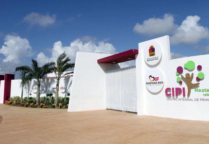 La institución actualmente atiende en el CIPI de Cancún y Chetumal a 852 niñas y niños entre 45 días de nacidos a cinco años 11 meses de edad. (Redacción/SIPSE)