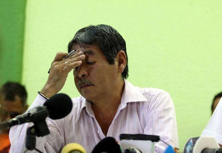 Se presume que Rubén Núñez utilizó el dinero para  fines personales y para financiar también las movilizaciones de su gremio. (Archivo/Agencias)