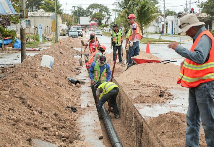 El CICY advierte que en el año 2030 podría haber una crisis de agua potable en Quintana Roo. (Daniel Tejada/SIPSE)
