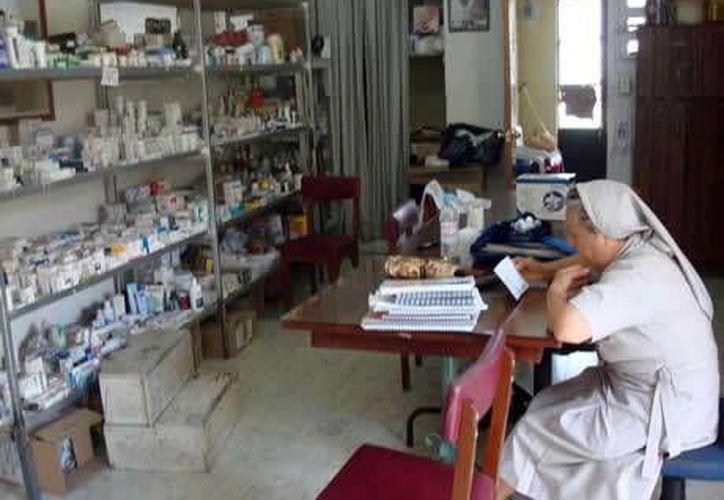 Vicentinas tienen sus instalaciones detrás del Hospital Regional de Alta Especialidad, en Altabrisa. (SIPSE)