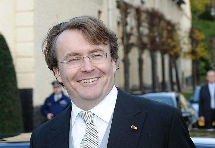 Friso falleció hoy en el palacio de Huis ten Bosch en La Haya. (refdag.nl)