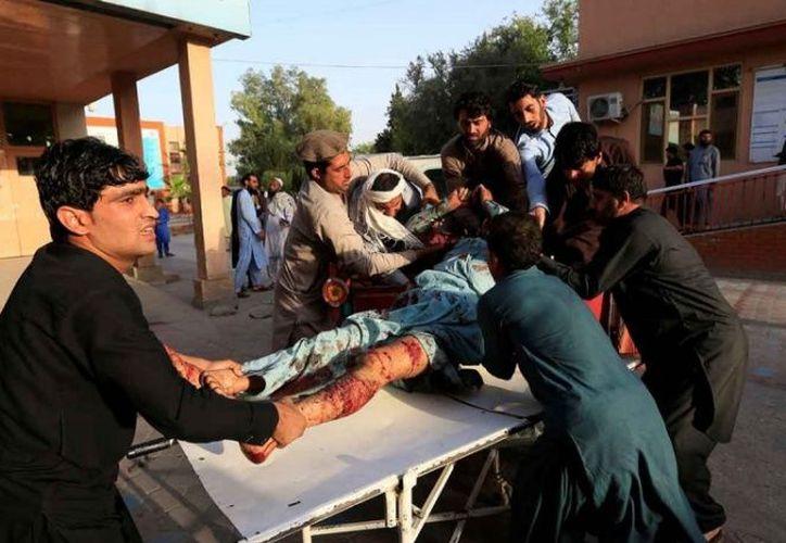 Los talibanes aceptaron interrumpir las hostilidades con motivo del Eid Al Fitr, la fiesta del fin del ayuno musulmán. (Foto: Reuter)