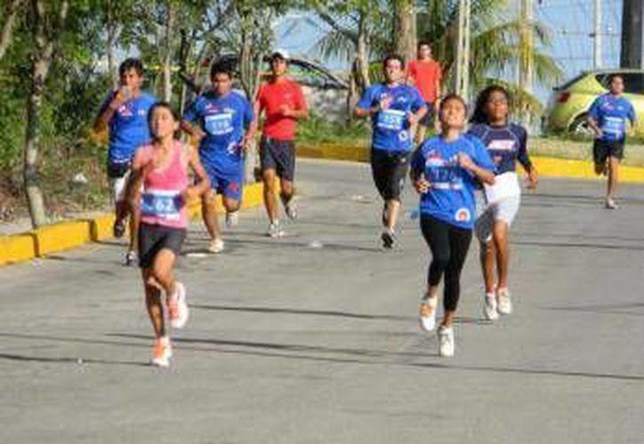 Se espera que se inscriban más de 700 corredores a la carrera. (Redacción/SIPSE)