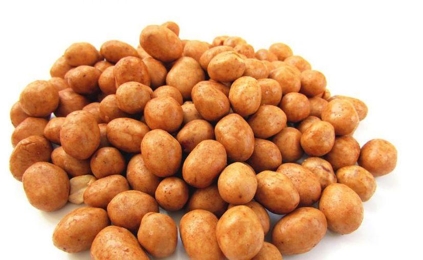 Estos cacahuates fueron creados por Yoshigei Nakatani, un japonés que vivía en México. (Foto: Contexto)