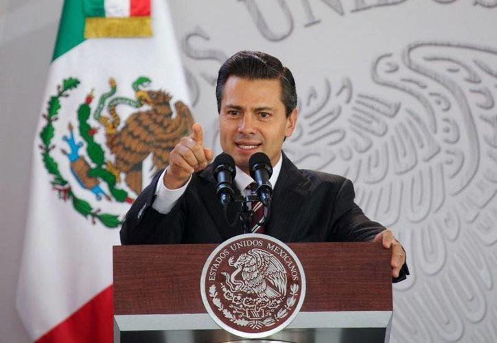 El mandatario presentará un informe sobre el cumplimiento de los Objetivos del Milenio en México. (Archivo/Notimex)