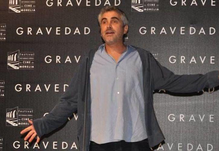 Alfonso Cuarón admite que la Reforma Energética es la más profunda y trascendente que México ha tenido en décadas. (Archivo/Notimex)