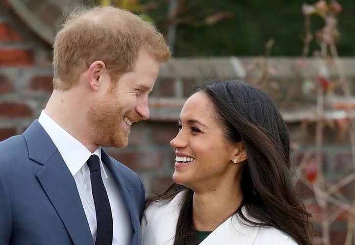 La oposición de Meghan al maltrato animal, parece ya influir en las decisiones de Harry. (Internet)
