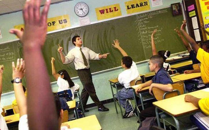 El Distrito Escolar Independiente de Dallas es el doceavo más grande del país al emplear a 20 mil profesores y atender a unos 160 mil estudiantes. Imagen de contexto. (Foto: www.telemundodallas.com)