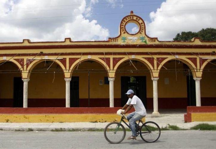La subcomisaría que tiene más de mil habitantes es San Pedro Chi May. (Archivo SIPSE)