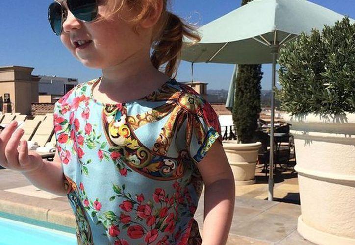 Conoce a Pixie Curtis, la niña más rica de Instagram