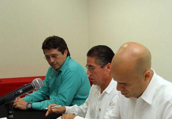 El Colegio de Contadores Públicos de Yucatán y la Universidad Anáhuac-Mayab firmaron un convenio de colaboración. (Milenio Novedades)