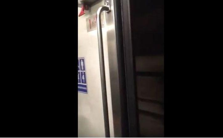 Hasta el momento, el Sistema de Transporte Colectivo Metro no ha emitido una postura oficial sobre este hecho. (SDP Noticias)