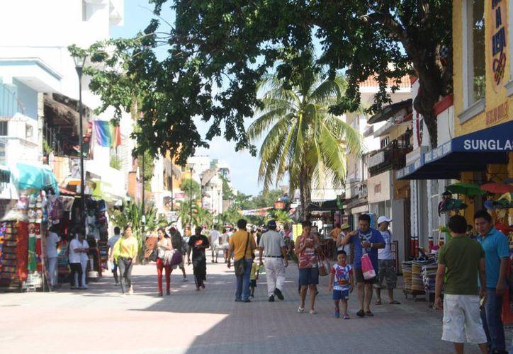 El destino turístico registra alta afluencia de visitantes. (Octavio Martínez/SIPSE)