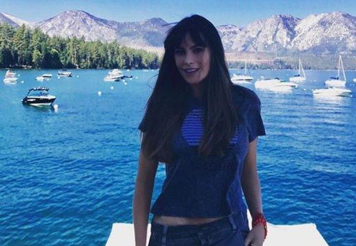 Sofia Vergara presenta a su doble en redes sociales. (Instagram)